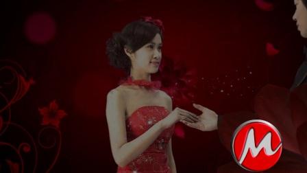 中国红-1
