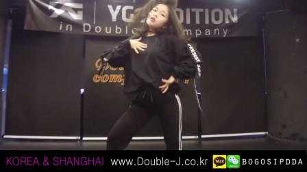 "Double J上海店专业班学员""EXID-DDD""舞蹈视频"
