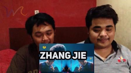 张杰 默 海外观看反应 Jason Zhang Silence Live Reaction