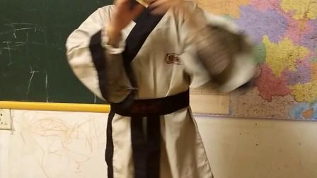 手语舞《孔子说》(童学馆)