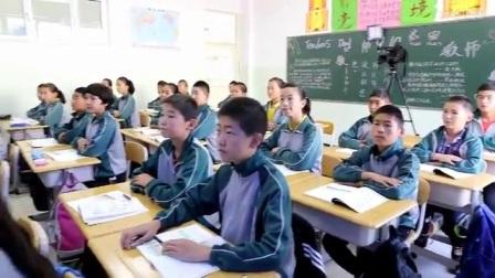 人教版初中道德与法治七年级上册《少年有梦》教学视频,新疆孙永萍