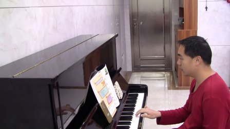43. 告诉罗迪阿姨 - 菲伯尔钢琴基础教程第3级, 课程和乐理
