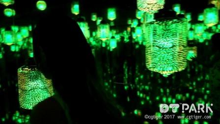 迷镜空间·在光影变幻中找寻自己|DT PARK