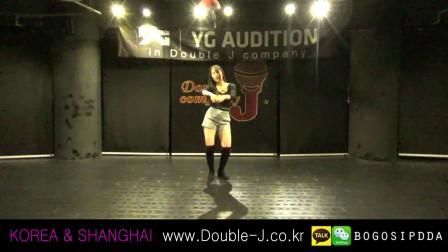 """Double J上海店K-POP小班学员""""泫雅-babe""""舞蹈视频"""