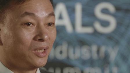 OCSiAl纳米峰会论坛-香港海逸企业集团总经理刘志军访谈
