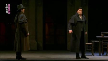 "2017年12月7日 Giordano ""Andrea Chénier"" 斯卡拉歌剧院 (Chailly, Netrebko, Eyvazov, Salsi)"