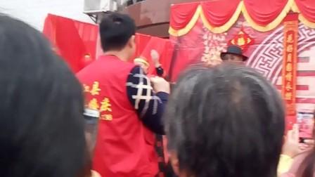 中式婚礼赵全主持婚礼片段