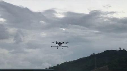 INNOUAV植保机5KG级六轴植保无人机操作视频
