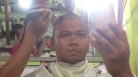 Episode 02  Barbershop Headshaving in Indenosia