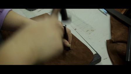 Bagspace - The Making of Leather Bags _ Dark Brown Edition _