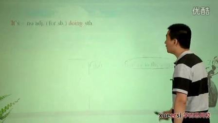 3动词第2讲(1)非谓语动词:doing的使用技巧第一段_标清_标清