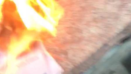 纯棉香7天防臭袜,支持现场火烧,不滴油,不冒黑烟。