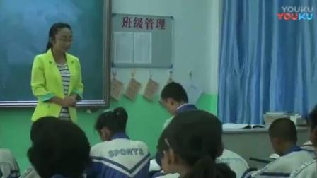 人教版初中语文七年级上册《猫》甘肃王小霞人教版初中语文课堂教学实录