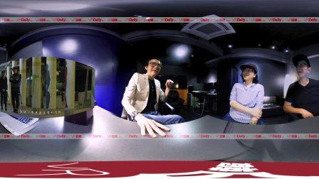 【香港VR日报】 专访麦振鸿大师:电影配乐制作可快可慢 快不等于不好