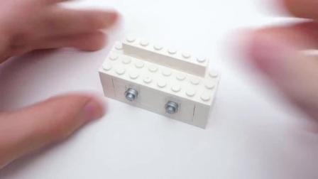 积木砖家乐高LEGO MOC BOOKSHELF _ 85pcs