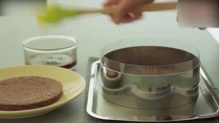 蛋糕裱花教学视频经典又美味的提拉米苏! 巧克力慕斯蛋糕制作方法