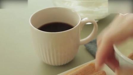 洪培教程简化版提拉米苏, 喜欢可以试试! 做巧克力慕斯蛋糕