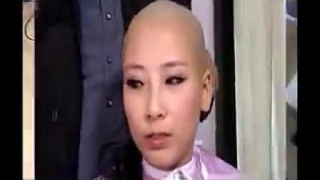 美女剃光头