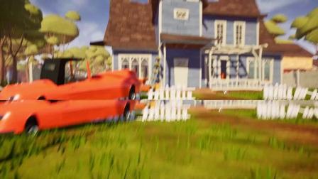 【舍长制造】《你好,邻居》正式版试玩—邻居有个悲伤的故事?