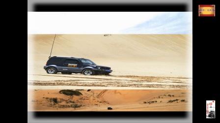 穿越沙漠—翁牛特旗