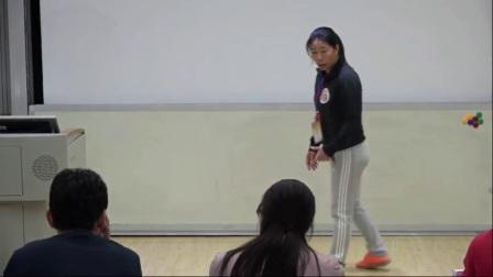 中小学体育教师资格面试无生试讲微课模拟上课优秀示范视频7