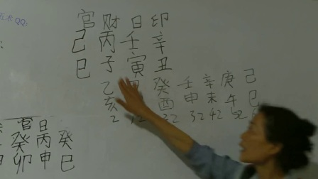 杨清娟盲派命理长白山面授班视频第5天6  全套QQ:2157497062