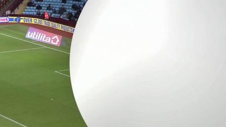 17/18赛季联赛21轮 维拉0-0米尔沃尔 10分钟赛事精华
