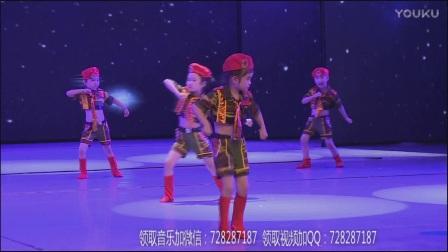 幼儿元旦舞蹈中班《小星星的梦》-师讯
