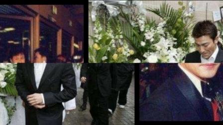 梅艳芳葬礼上, 张柏芝因一个举动, 如今时隔多年还被骂