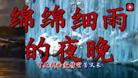 李玲玉经典歌曲绵绵细雨的夜晚慢慢的回忆好听至极