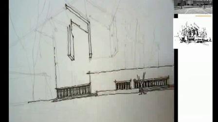 大禹手绘建筑快速表现系列4--手绘名师张云龙