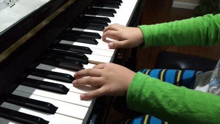 李峥源钢琴弹奏《钢琴天天练练》