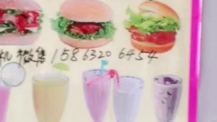 实体冰淇淋鸡蛋仔培训,奶茶汉堡炸鸡培训,汉堡披萨鸡排培训