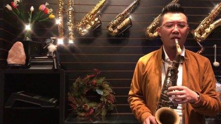 Tk薩克斯風 聖誕歌來嘍 Jackie 總監送上幸福的聖誕音樂