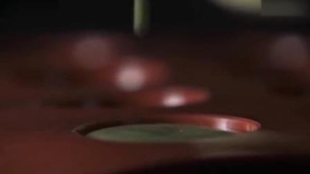 蛋糕裱花教学视频抹茶牛奶冻佐百香果巧克力酱, 想吃优雅烘焙