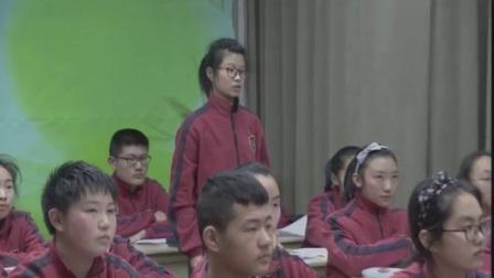 江苏省初中思想品德名师课堂《预防未成年人犯罪》教学视频