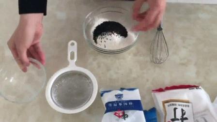 新手学做蛋糕视频教程 蒸蛋糕视频做法视频