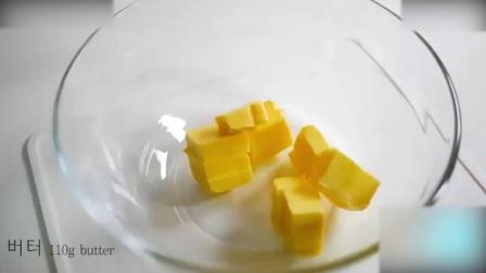 烘焙视频抹茶布朗尼蛋糕烘焙教程, 夏天抹茶和布朗尼更配哦奶油制作