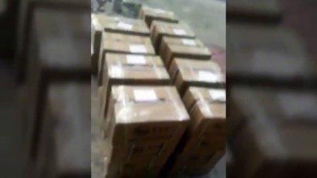 12.12【发货现场】中力安陶瓷刹车片代理商发货现场,中力安产品得到高大代理商的认可