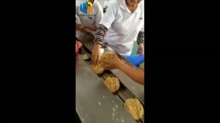 自动枕式包装机方便面糖果饼干面包蛋糕食品医药用品广东河源