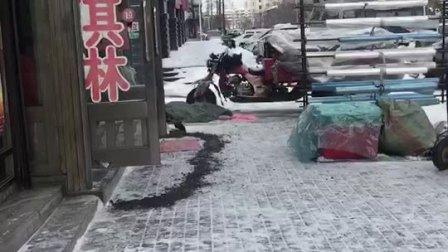 黑龙江省双鸭山市集贤县老中医院少女跳楼事情