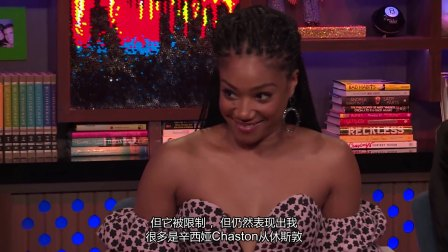 【Watch What Happens Live with Andy Cohen】Tiffany H