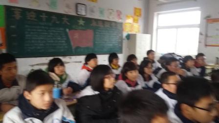 武安六中2017年12月13日组织学生收看南京大屠杀国家公祭直播进行爱国主义教育(办公室主任秦延涛上传) (1)