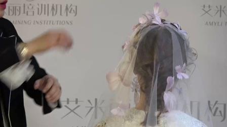 婚纱照新娘发型55新娘化妆造型宝典