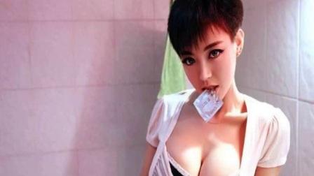 潘春春穿着一个破布条,尺度堪比《肉X团》网友:都不好意看