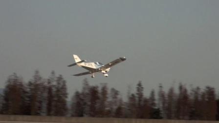 skytrek(天恋)飞行表演之一