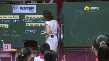 第8届全国小学英语优质课大赛获奖视频-20吉林 张杨 五年级Water Period 1