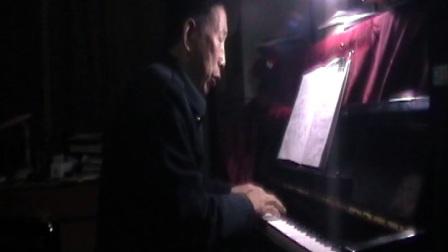 重庆颂歌(31个省城组歌之一)朱学松(朱国鑫)词曲并教唱