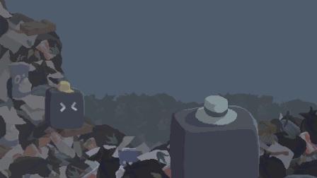 [独游网]死亡方为净化之道——国人打造黑暗风格平台解谜游戏《不洁者》宣传片