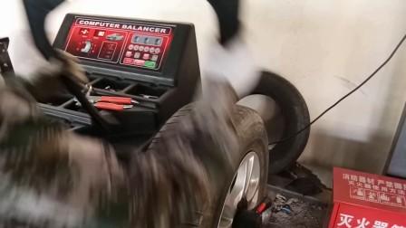 云南恒通汽修学校教学微视频《动平衡检测》